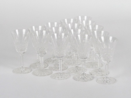 "Fifteen Saint Louis ""Tarn"" Glasses - IB07997"