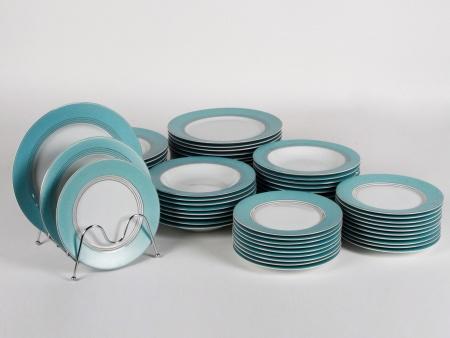 SPAL Porcelanas Porcelain Table Plates - IB08006