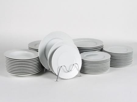 Mitterteich Porcelain Table Plates - IB08012