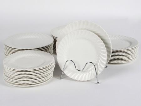 Set of Johnson Brothers Ceramic Plates - IB08015