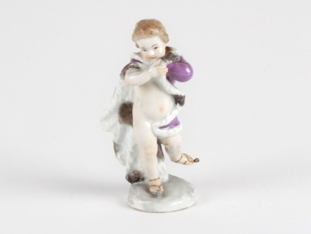 "Meissen Figurine ""The Winter"" - IB08071"