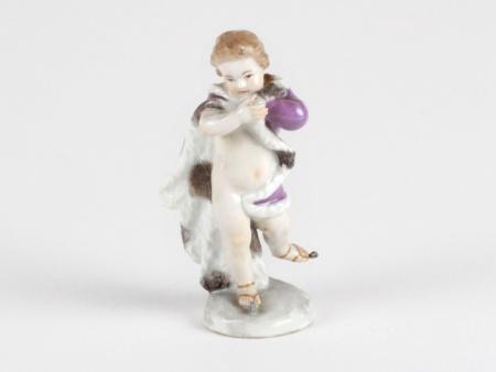 """Meissen Figurine """"The Winter"""" - IB08071"""