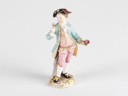 19th Century Meissen Nobleman - IB08072