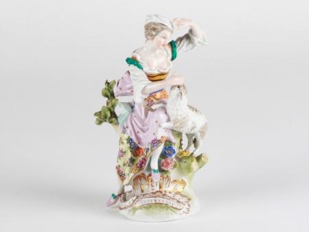 18th Century Meissen Porcelain Figurine - IB08079
