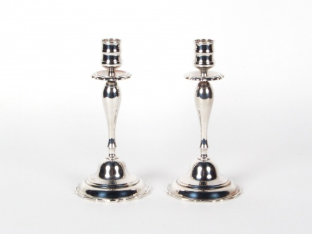 Paire of French Candlesticks - IB08109