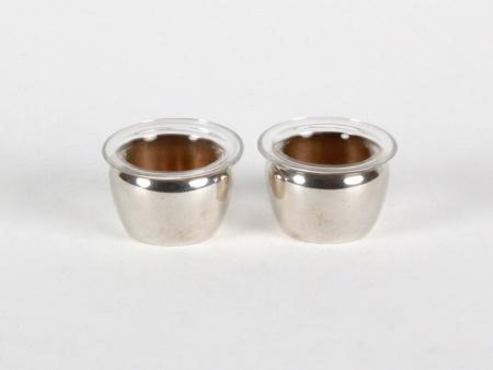 Sterling Silver Salt Shakers by A.N. - IB08164