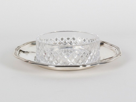 Sterling Silver Drageoir by Gebr Sommé Nache - IB08188
