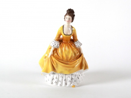 "Royal Doulton Figurine ""Coralie"" - IB08213"