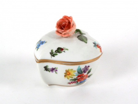 Candy Bowl in Herend Porcelain Hungary - IB08241