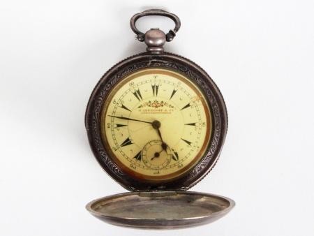 Turkish Pocket Watch K. Serkisoff & Co - IB08335