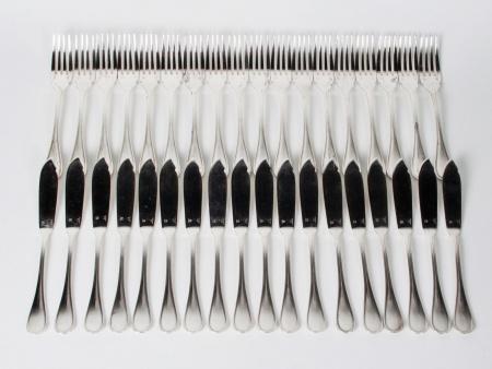 Christofle Fish Cutlery Set - IB08394