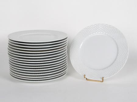 18 German Mitterteich Porcelain Plates - IB08397