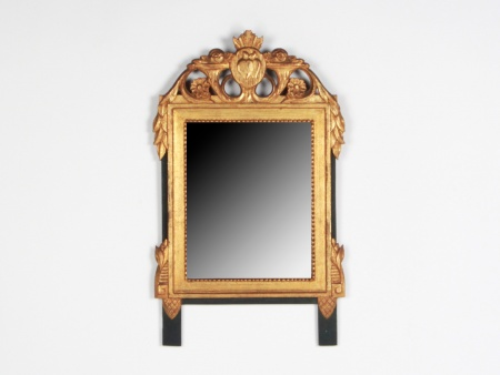 Gilded Wooden Mirror - IB08414