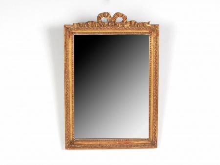 19th Century Louis XVI Mirror - IB08415
