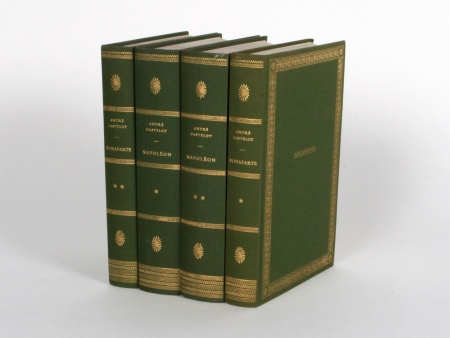 Four Volumes by André Castelot - IB08435