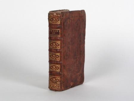 """18th Century Book """"Traité de l"""