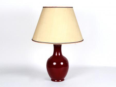 Chinese Porcelain Lamp Base - IB08461