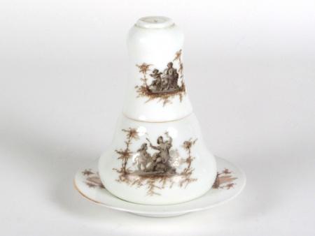 19th Century Opaline Night Carafe - IB08472