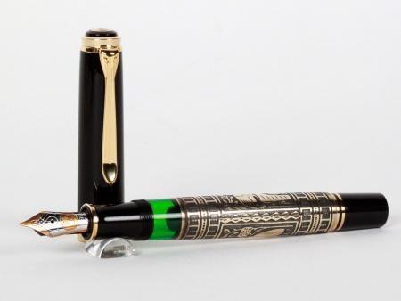 """Pelikan """"Toledo M910: Fountain Pen - IB08535"""