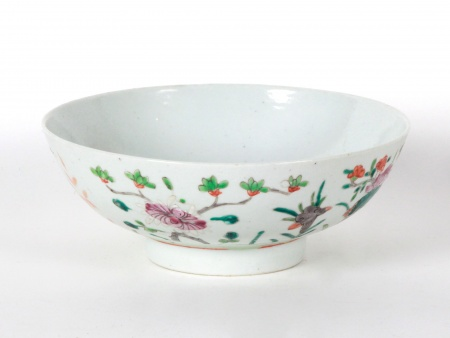 Chinese Kangxi Period Porcelain Bowl - IB08581