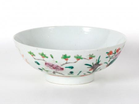 Chinese Kangxi Period Porcelain Bowl - IB08581
