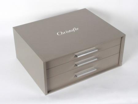 Christofle Cardeilhac Sterling Silver Cutlery Set - IB08594