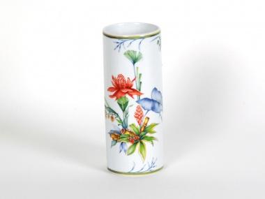 """Vase """"Rose de porcelaine"""" Philippe Deshoulières - IB08640"""