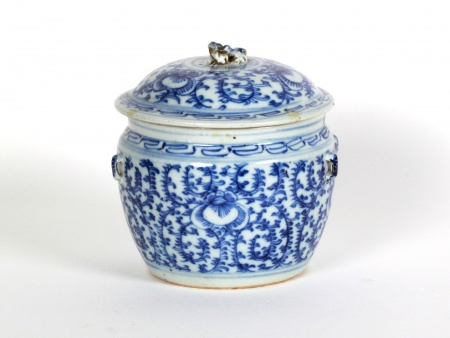 19th century Tao Kwang Ginger Jar - IB08656