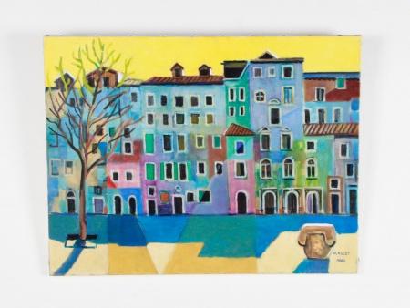 """Maurice Mulot: """"Ghetto Nuovo Venezia"""" - IB08718"""