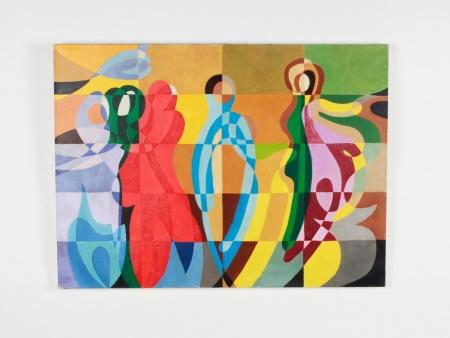 """Maurice Mulot: """"La Vierge Marie"""" - IB08724"""