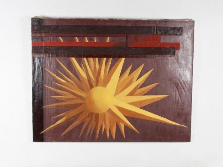 """Andrée Pollier: """"Le Soleil"""" - IB08824"""