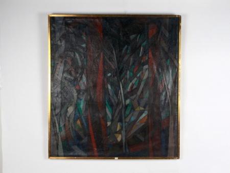 """Beatus Zumstein: """"La Forêt"""" - IB08862"""