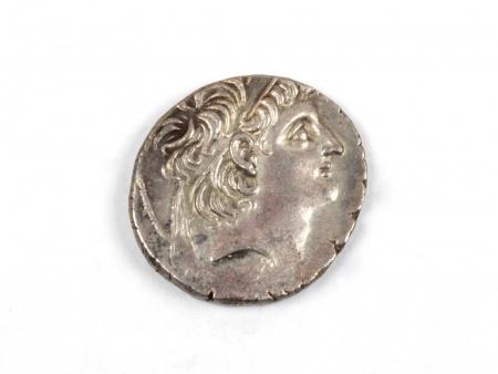 Greek Silver Tetradrachm Alexander II - IB08958