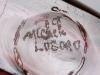 Michele Luzoro: Glass Perfume Atomizer - IB01846