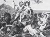 """Louis de Bologne Le Jeune: """"L'eau. Triumph de Neptune et Amphitrite - IB02294"""