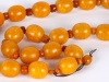 Necklace in Amber Resin and Indian Amber - IB03622