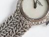 Chopard Women's Watch in White Gold and Diamonds - IB03741