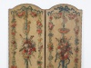 Two Folding Screen: Oil on Canvas 19th Century - IB04014