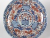 18th Century Large Chinese Imari Plate - IB08585