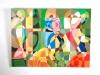 """Maurice Mulot: """"Les Saintes Femmes"""" - IB08716"""