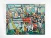 """Maurice Mulot: """"Le Port de Dieppe"""" - IB08717"""